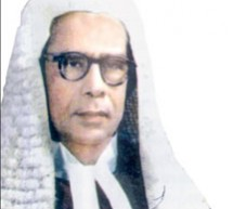 Justice Sri Skandarajah's 108th Birth Anniversary