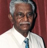 Dr Arumugam Visagaratnam passed away