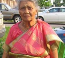 Mrs S Visagaratna Iyar passed away in montreal canada