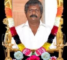 Yogaraja Kanagaraja passed away at thondaimanaru